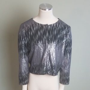 Calvin Klein Sequin Jacket